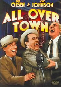 All over Town - (Region 1 Import DVD)