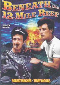 Beneath the 12 Mile Reef - (Region 1 Import DVD)