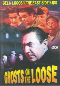 Ghosts on the Loose - (Region 1 Import DVD)