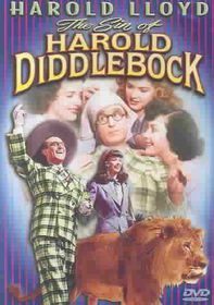 Sin of Harold Diddlebock - (Region 1 Import DVD)