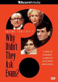 Why Didn't They Ask Evans? - (Region 1 Import DVD)