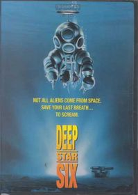 Deep Star Six - (Region 1 Import DVD)