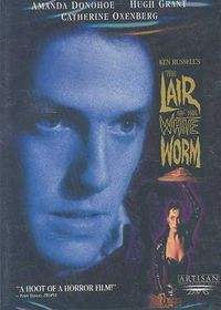 Lair of the Whiteworm - (Region 1 Import DVD)