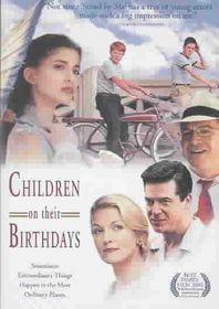 Children on Their Birthdays - (Region 1 Import DVD)