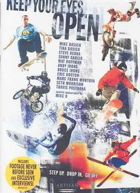 Keep Your Eyes Open - (Region 1 Import DVD)