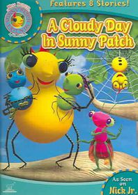 Miss Spider's Sunny Patch Friends: A Cloudy Day In Sunny Patch - (Region 1 Import DVD)