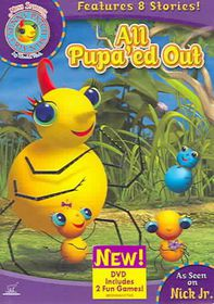 Miss Spider's Sunny Patch Friends: All Pupa'ed Out - (Region 1 Import DVD)
