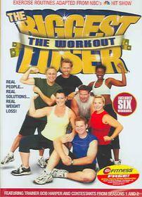 Biggest Loser the Workout - (Region 1 Import DVD)