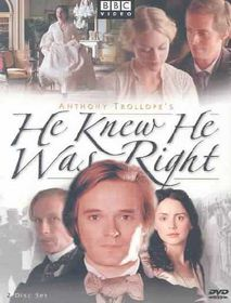 He Knew He Was Right - (Region 1 Import DVD)