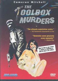 Toolbox Murders - (Region 1 Import DVD)