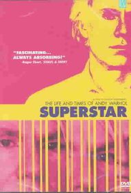 Superstar: The Life and Times of Andy Warhol - (Region 1 Import DVD)