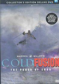 Warren Miller's Cold Fusion - (Region 1 Import DVD)