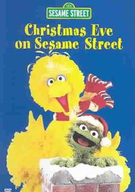 Christmas Eve on Sesame Street - (Region 1 Import DVD)