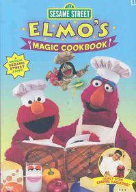 Elmo's Magic Cookbook - (Region 1 Import DVD)