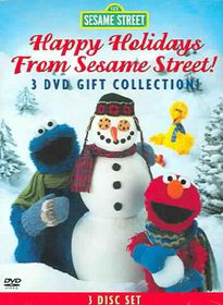 Happy Holidays from Sesame Street - (Region 1 Import DVD)