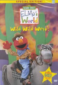 Elmo's World:Wild Wild West - (Region 1 Import DVD)