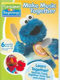 Sesame Beginnings - Make Music Together - (Region 1 Import DVD)