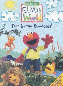 Elmo's World:Great Outdoors - (Region 1 Import DVD)