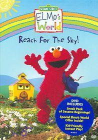 Elmo's World:Reach for the Sky - (Region 1 Import DVD)