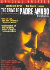 Crime of Padre Amaro - (Region 1 Import DVD)