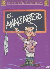 El Analfabeto - (Region 1 Import DVD)