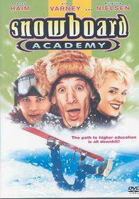 Snowboard Academy - (Region 1 Import DVD)