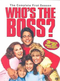 Who's the Boss:Complete First Season - (Region 1 Import DVD)