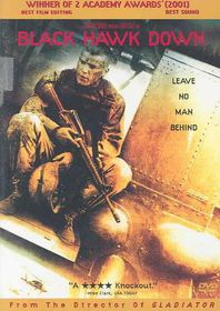 Black Hawk Down - (Region 1 Import DVD)
