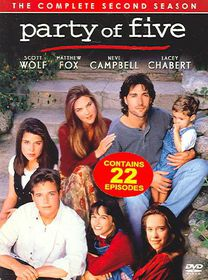 Party of Five:Second Season - (Region 1 Import DVD)