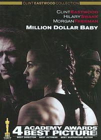 Million Dollar Baby - (Region 1 Import DVD)