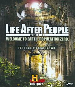 Life After People:Complete Season 2 - (Region A Import Blu-ray Disc)
