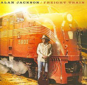 Jackson Alan - Freight Train (CD)