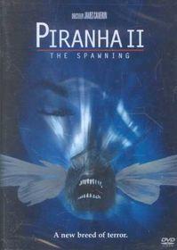 Piranha II - the Spawning - (Region 1 Import DVD)