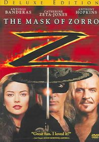 Mask of Zorro - (Region 1 Import DVD)