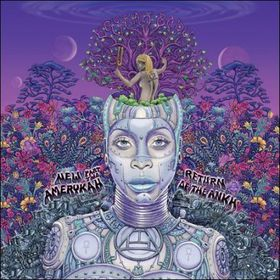 Erykah Badu - New Amerykah Part Two - Return Of The Ankh (CD)