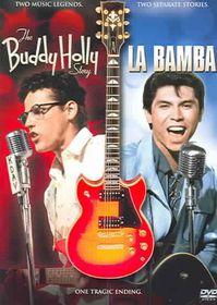 La Bamba/Buddy Holly Story - (Region 1 Import DVD)