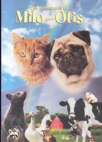 Adventures of Milo & Otis - (Region 1 Import DVD)