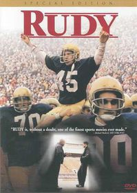 Rudy - (Region 1 Import DVD)