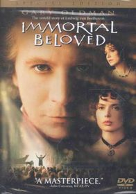 Immortal Beloved - (Region 1 Import DVD)