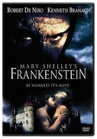 Mary Shelley's Frankenstein - (Region 1 Import DVD)