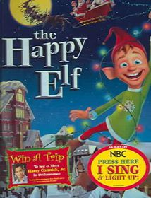 Happy Elf - (Region 1 Import DVD)