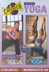 Crunch:the Perfect Yoga Workout - (Region 1 Import DVD)