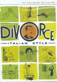 Divorce Italian Style - (Region 1 Import DVD)