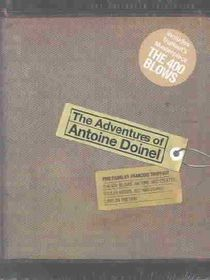 Adventures of Antoine Doinel - (Region 1 Import DVD)