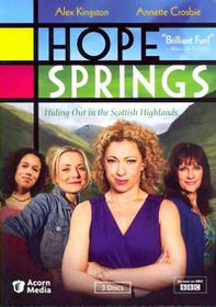 Hope Springs - (Region 1 Import DVD)