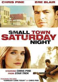 Small Town Saturday Night - (Region 1 Import DVD)
