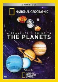 Traveler's Guide to the Planets - (Region 1 Import DVD)