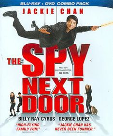 Spy Next Door - (Region A Import Blu-ray Disc)