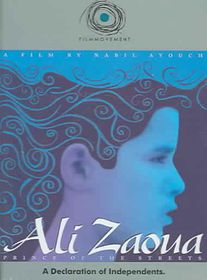 Ali Zaoua - (Region 1 Import DVD)