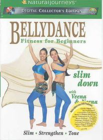 Bellydance Fitness for Beginners - (Region 1 Import DVD)